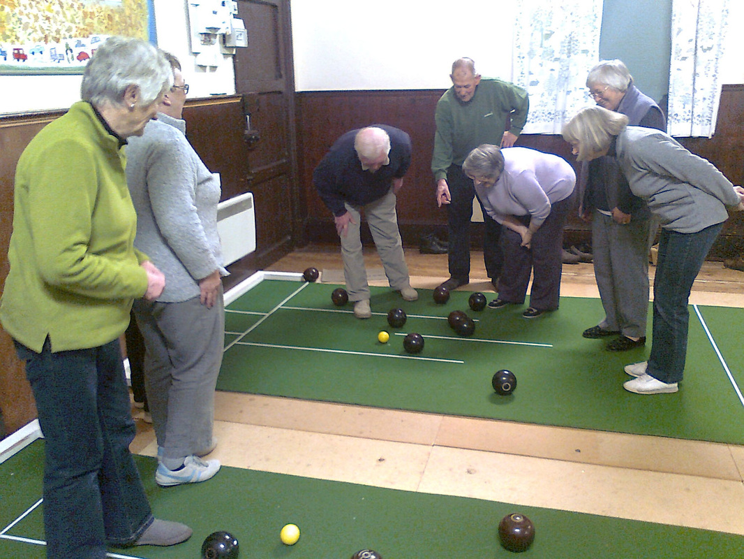 Witherslack Short Mat Bowling Club