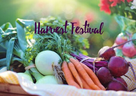 t pauls witherslack harvest festival